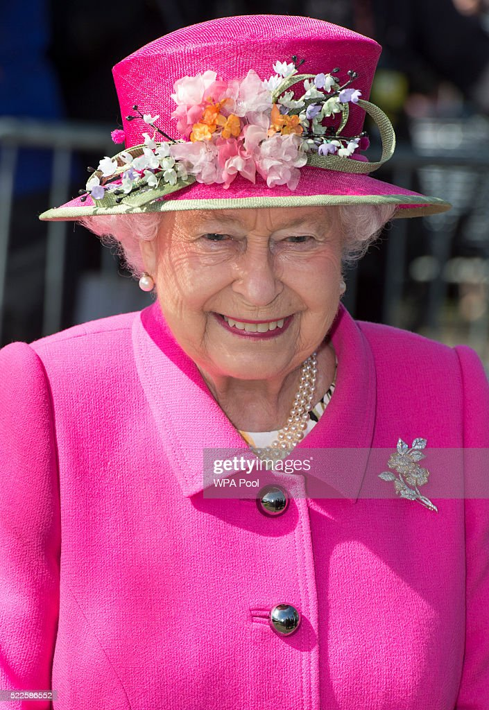 The Queen Duke Of Edinburgh Carry Out Engagements In