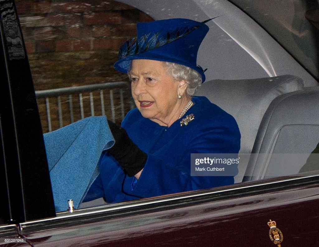 queen-elizabeth-ii-attends-st-mary-magdalene-church-at-sandringham-on-picture-id631207012