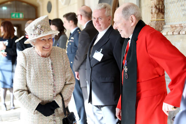 The Queen And Duke Of Edinburgh Open A New Development At ...