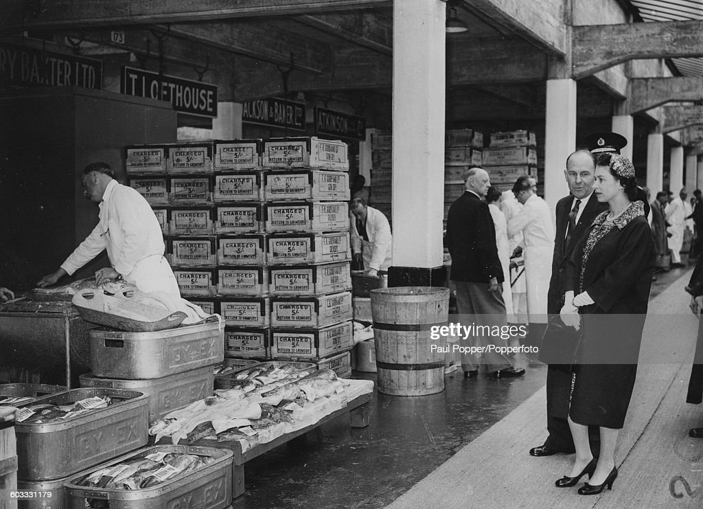 Gallery getty images for Fish market queens