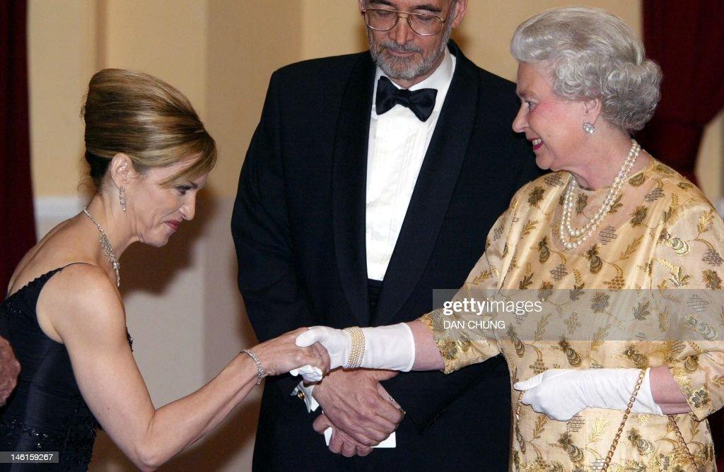 K Nigin Elisabeth Ii Von England Getty Images