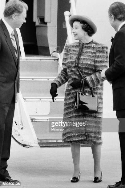 Queen Elizabeth II opens London City Airport to the East of London London City Airport is an international airport in London It is located in the...