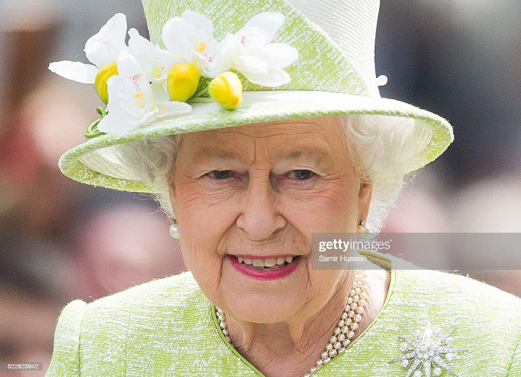 Поздравления для королевы елизаветы