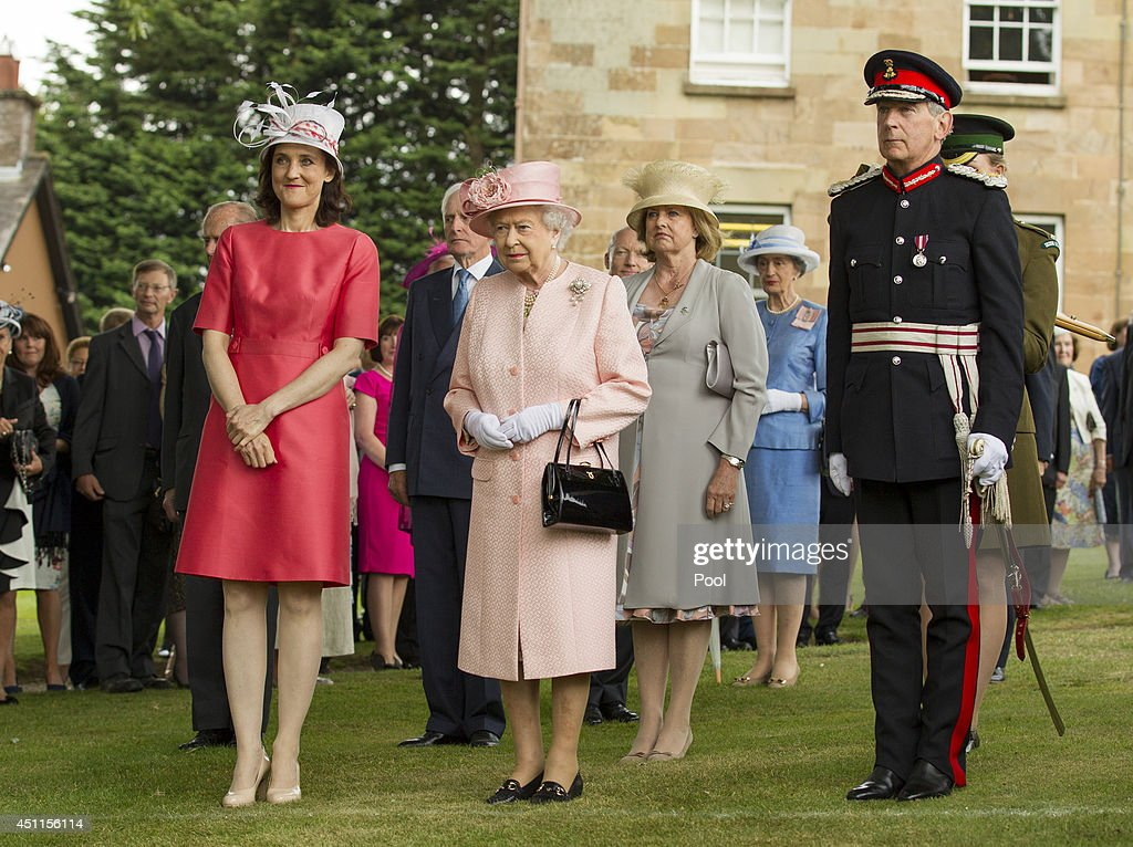 queen-elizabeth-ii-with-secretary-of-state-theresa-villiers-attend-a-picture-id451156114
