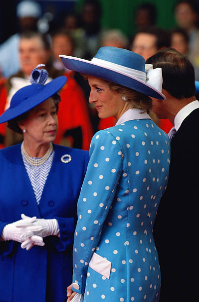 relationship between queen victoria and elizabeth