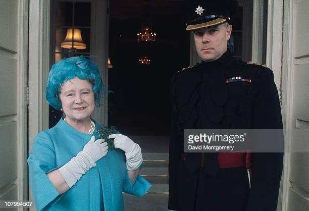 Queen Elizabeth the Queen Mother 1971