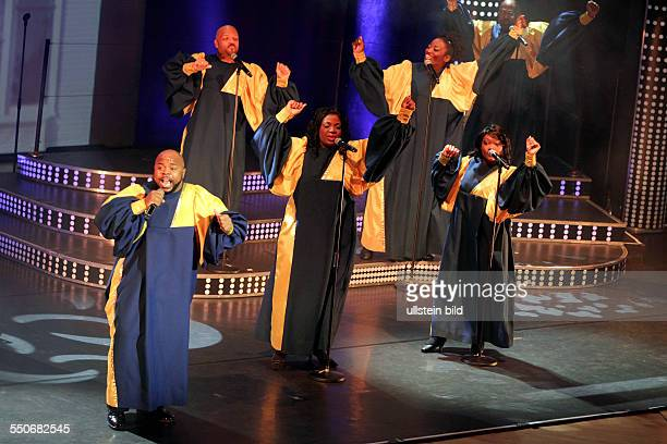 Queen Esther Marrow und The Harlem Gospel Singers gastieren mit Ron Williams als Gaststar auf ihrer 'The Power of Love'Tour Philharmonie Köln