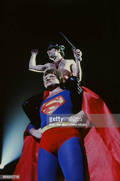 Queen Freddie Mercury live at Nihon Budokan Tokyo April 1979