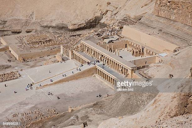 Queen Hatshepsut Temple Luxor Egypt