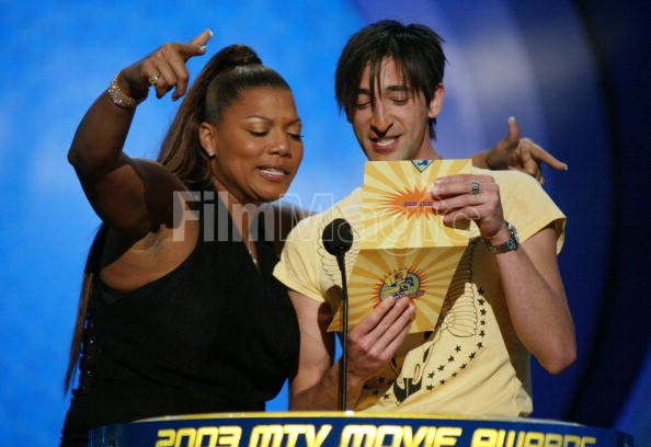 Queen Latifah and Adri... Adrien Brody Movies And Tv Shows