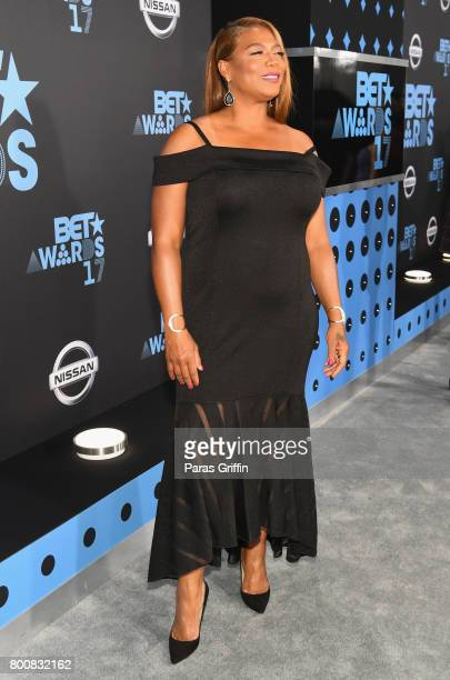 Queen Latifah at the 2017 BET Awards at Staples Center on June 25 2017 in Los Angeles California