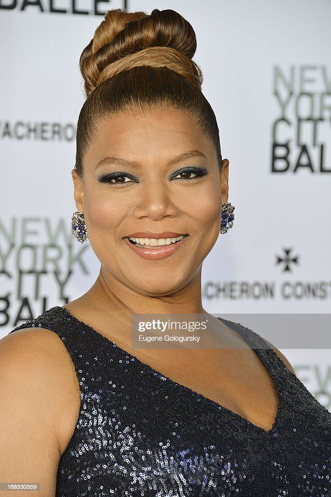 Queen Latifah attends the 2013 New York City Ballet Spring Gala at David H. Koch Theater, Lincoln Center on May 8, 2013 in New York City.