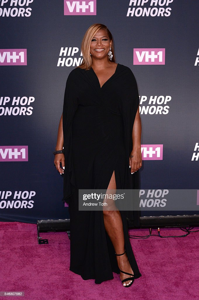 Queen Latifah attends the 2016 VH1 Hip Hop Honors All Hail The Queens at Hammerstein Ballroom on July 11 2016 in New York City