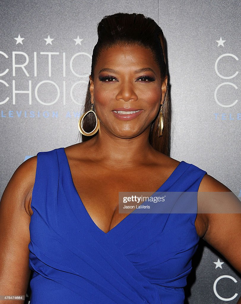 Queen Latifah attends the 5th annual Critics' Choice Television Awards at The Beverly Hilton Hotel on May 31, 2015 in Beverly Hills, California.