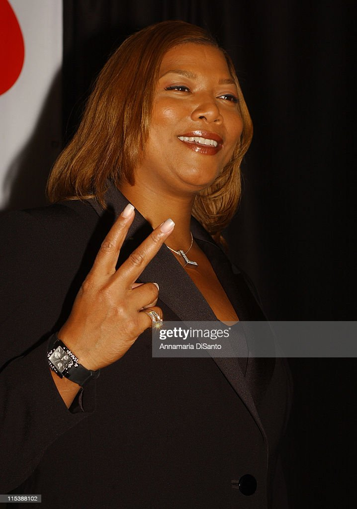 Queen Latifah during Bogart Tour For A Cure 2003 featuring Seal, Jonny Lang, Michael McDonald, Gavin DeGraw, Queen Latifah and Sharon Osbourne at Kodak Theatre in Los Angeles, California, United States.
