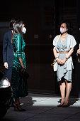 Queen Letizia Of Spain Attends 'Proyectos Sociales de...