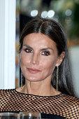 Spanish Royals Attend 'Francisco Cerecedo' Journalism...