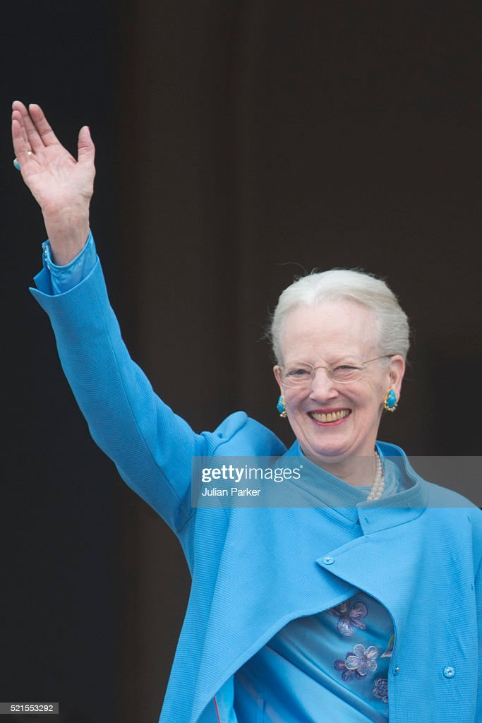 Queen Margrethe II Of Denmark And Family Celebrate Her Majesty's 76th Birthday