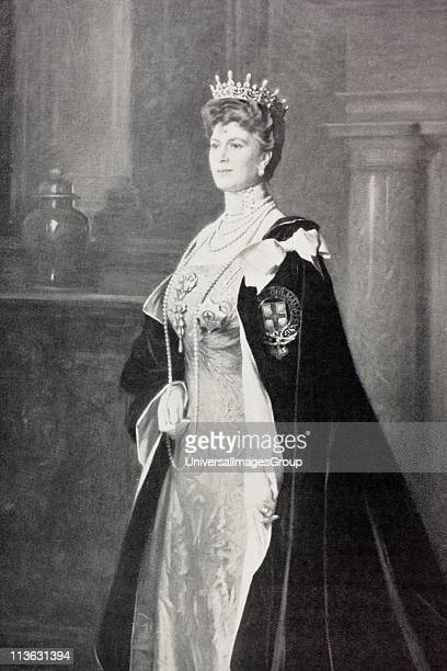 Queen Mary Mary of Teck Full name Victoria Mary Augusta Louise Olga Pauline Claudine Agnes 1867 to 1953 As consort of King George V was Queen of the...