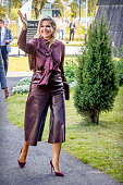 NLD: Queen Maxima Of The Netherlands Visits NLgroeit In Apeldoorn