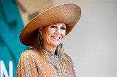 Queen Maxima Of The Netherlands Opens The House Of...