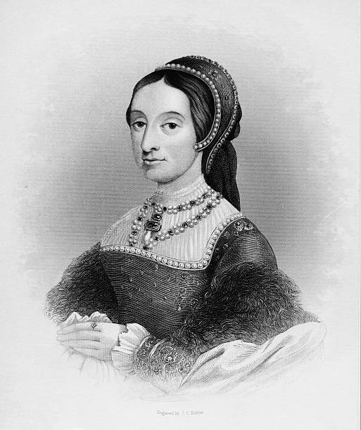 the ghost of queen Catherine Howard (1521-1542) 5th wife ...