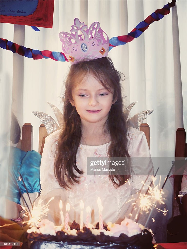 Queen of party : Stock Photo