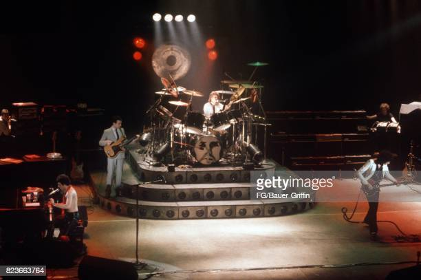 Queen plays Wembley Arena on September 04 1984 in London United Kingdom 170612F1