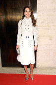 Queen Rania of Jordan attends the UN Foundation's Gender Equality Discussion at The Four Seasons Restaurant on September 25 2015 in New York City