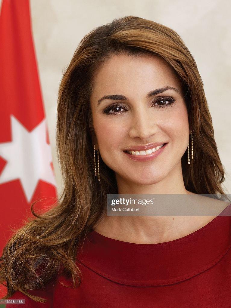 Jordanian Royal Court Images   Getty Images Queen Rania Al Abdullah