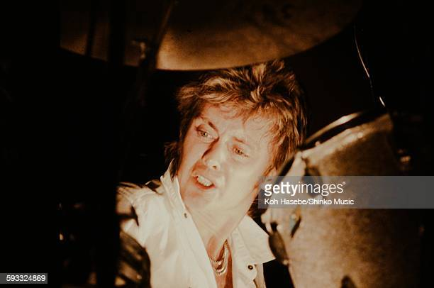 Queen Roger Taylor Live at Nippon Budokan Tokyo February 1981