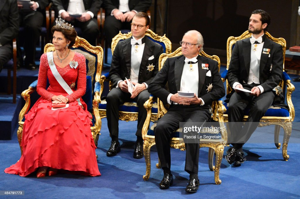 Nobel Prize Awards Ceremony, Stockholm