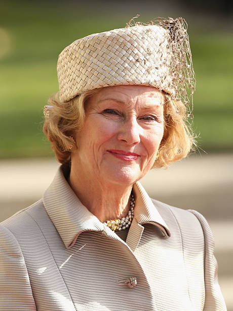 NOR: July 4th: Queen Sonja of Norway turns 83