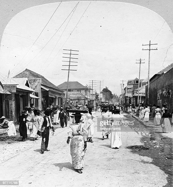 Queen Street Kingston Jamaica