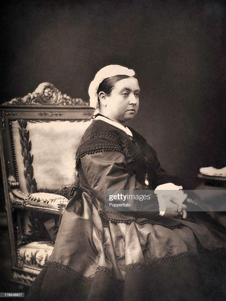 Queen Victoria circa 1880