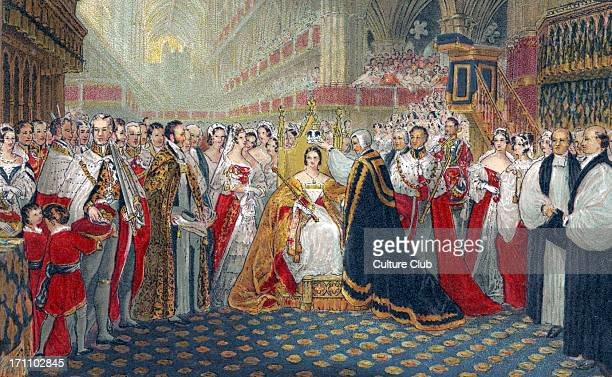 Queen Victoria of England Her Majesty 's coronation 1837 24 May 1819 – 22 January 1901