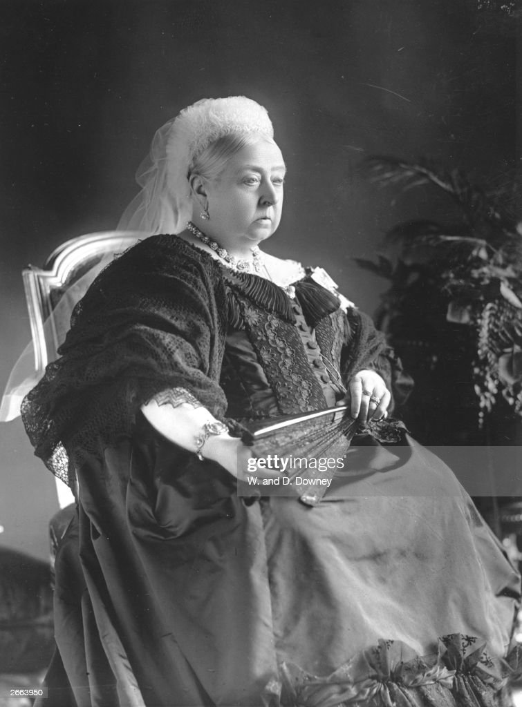 Queen Victoria of Great Britain.