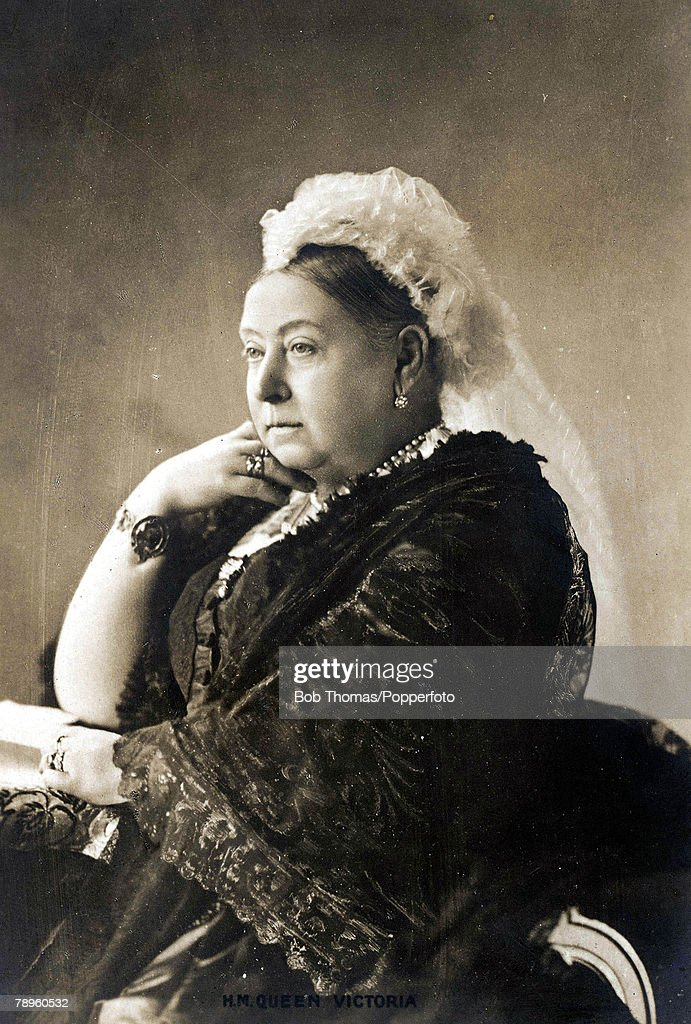 HM Queen Victoria who was born in Kensington Palace London She was crowned in June 1838