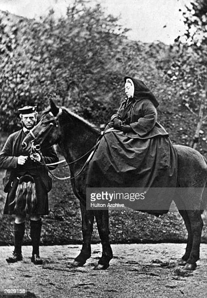 Queen Victoria with John Brown at Balmoral Brown was born in Craithenaird He was Queen Victoria's personal servant and was first mentioned in her...