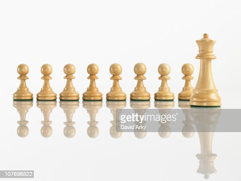 Queen Chess Piece Stock Photos And Pictures Getty Images