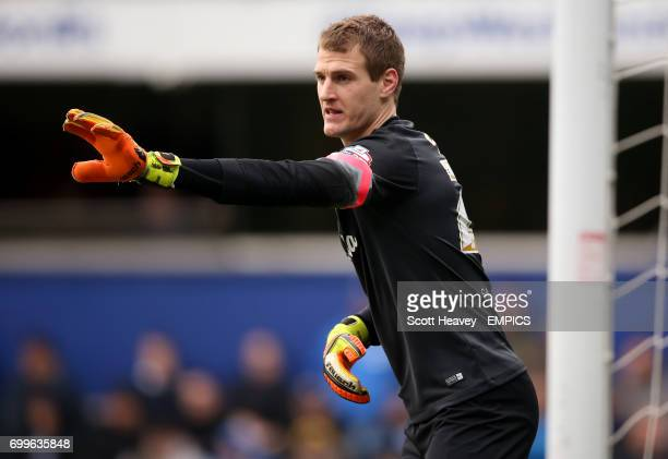 Queens Park Rangers' Alex Smithies