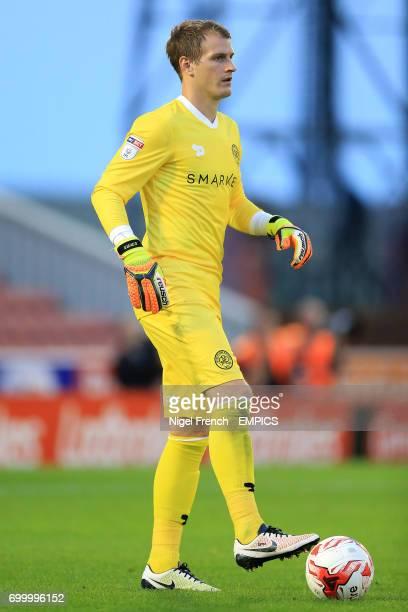 Queens Park Rangers goalkeeper Alex Smithies