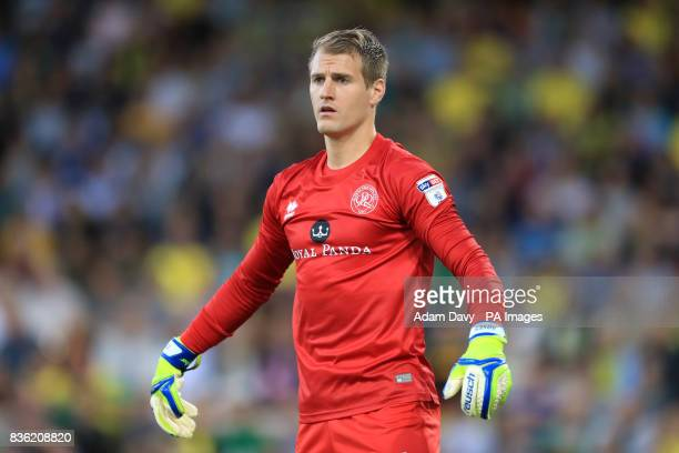 Queens Park Rangers goalkeeper Alex Smithies
