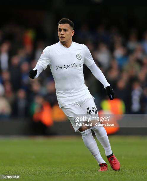 Queens Park Rangers' Ravel Morrison during the Sky Bet Championship match between Queens Park Rangers and Cardiff City at Loftus Road on March 4 2017...