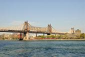 Queensboro Bridge over the East River, New York City
