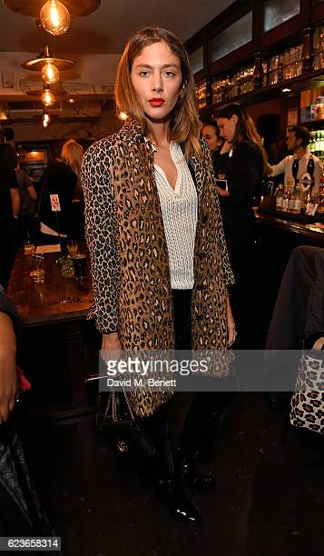 Quentin Jones attends Frame Pub Quiz on November 16 2016 in London England