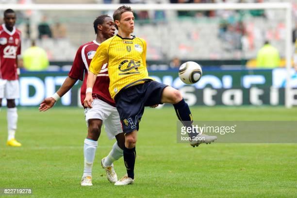 Quentin PEREIRA Metz / Sochaux Finale Coupe Gambardella Stade de France Saint Denis