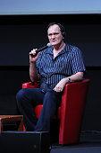 Quentin Tarantino Press Conference - 16th Rome Film...