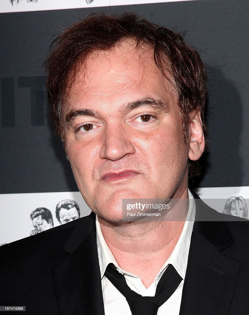 Quentin Tarantino attends A Tribute To Quentin Tarantino at MOMA on December 3, 2012 in New York City.