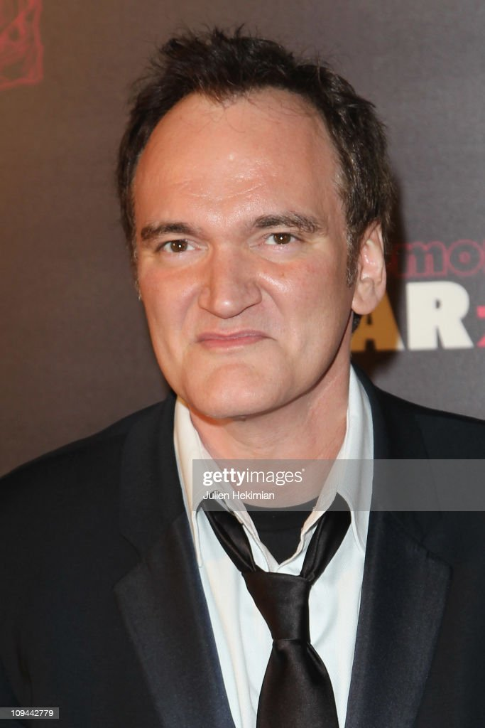 <a gi-track='captionPersonalityLinkClicked' href=/galleries/search?phrase=Quentin+Tarantino&family=editorial&specificpeople=171796 ng-click='$event.stopPropagation()'>Quentin Tarantino</a> attends the 36th Cesar Film Awards at Theatre du Chatelet on February 25, 2011 in Paris, France.